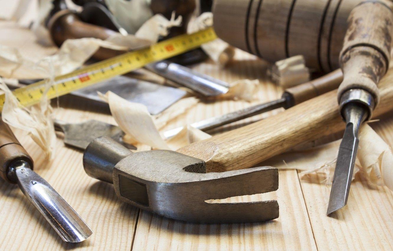 outils de travail indispensables pour la menuiserie