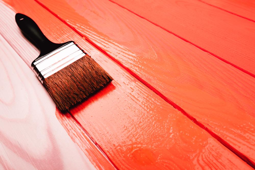 peinture intérieure pour bois